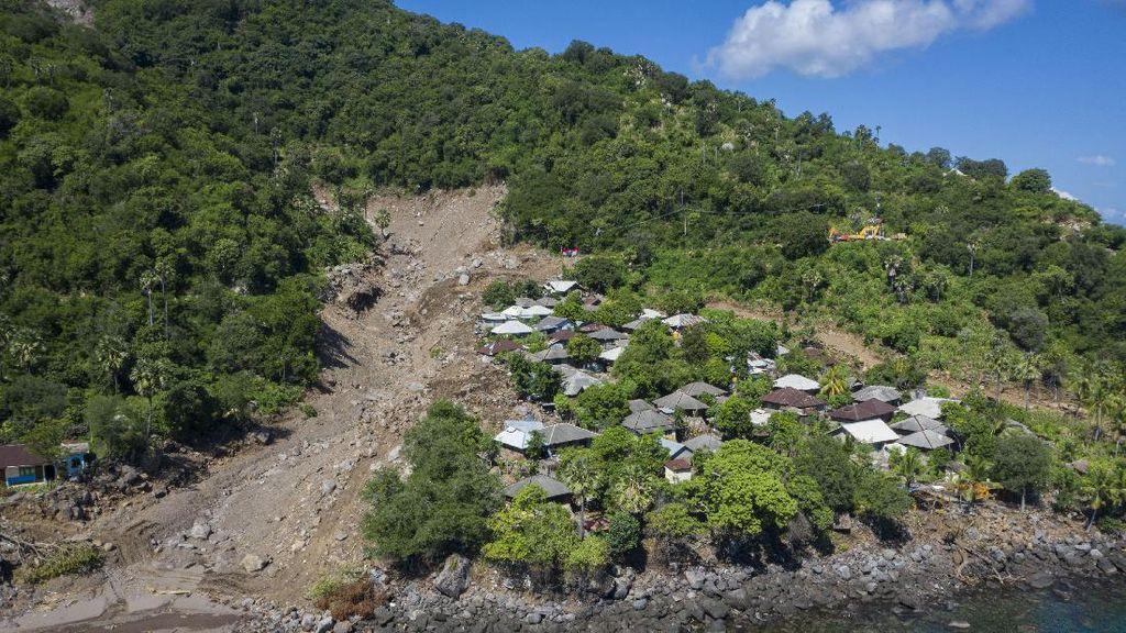 Asa Korban Bencana NTT Menanti Direlokasi