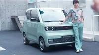 Versi Baru Mobil Listrik Mungil Wuling Meluncur, Harga Rp 83 Jutaan