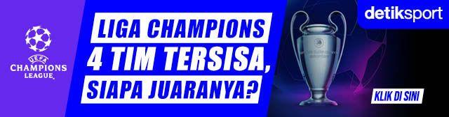 Banner Semifinal Liga Champions