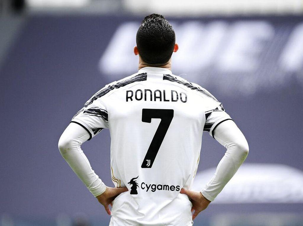 Kalau Cuma Main di Liga Europa, Berat Bagi Juventus Menggaji Ronaldo