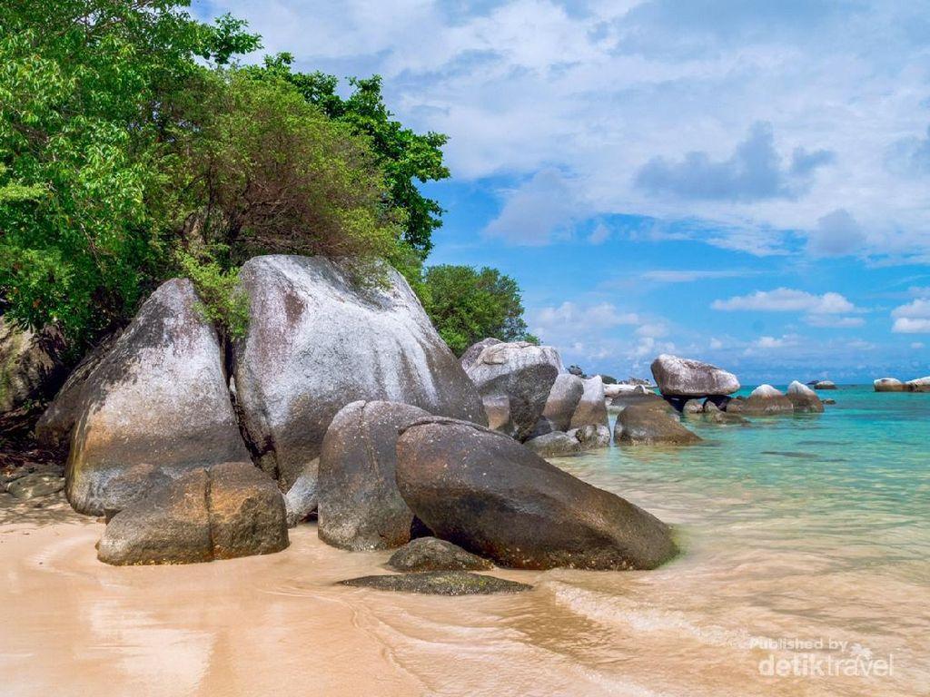 Seru-seru di Belitung dengan Budget Tak Sampai Sejuta, Bisa Kok