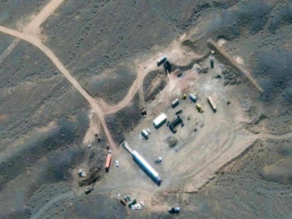 Iran Akan Mulai Pengayaan Uranium 60 Persen Usai Sabotase Israel