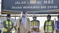 UEA Bangga Sheikh MBZ Jadi Nama Tol, Tapi Disentil Keras Fadli Zon