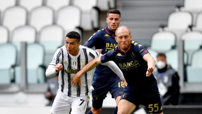 Juventus Masih Kurang Gereget