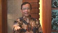 Mahfud Md Sampaikan Opsi Pemilu Digelar 24 April 2024