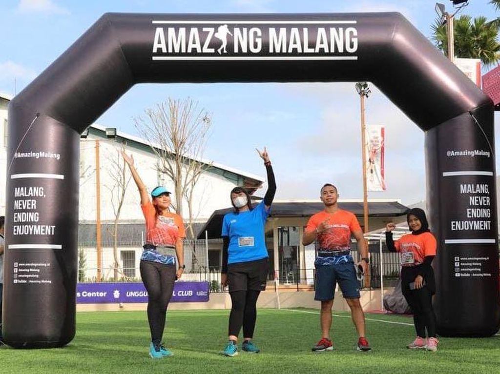 Malang Amazing Run 2021 Sukses Digelar