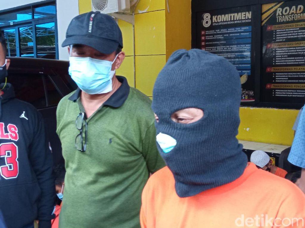 Marbot di Bandung Dibekuk Usai Cabuli 6 Bocah Perempuan