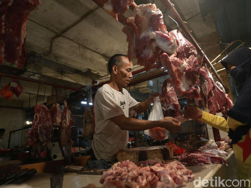 Mau Puasa, Harga Daging Sapi di Bekasi Naik Tajam
