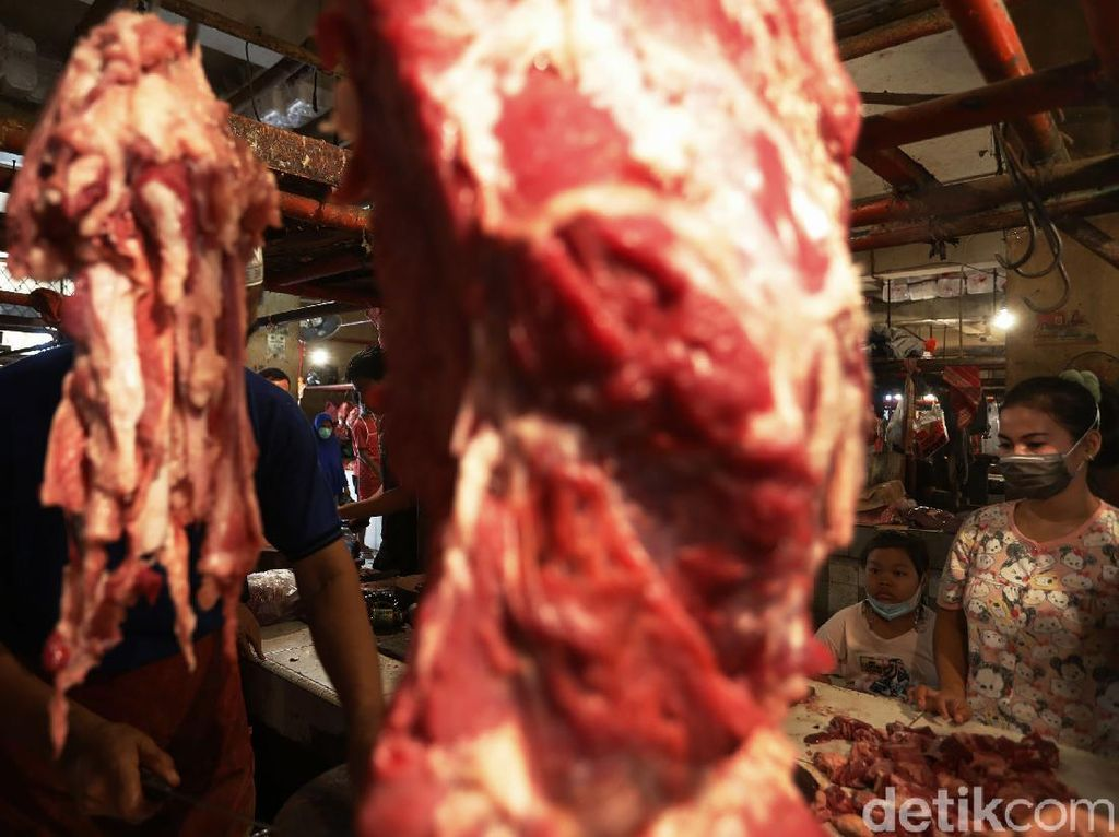 Mudik Dilarang, Konsumsi Daging di DKI Diprediksi Melonjak 50%