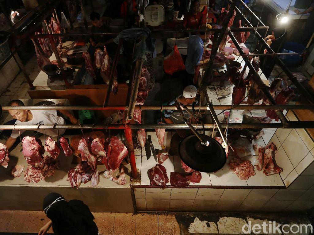 Jelang Ramadhan, Harga Daging Sapi di Purwakarta Naik!