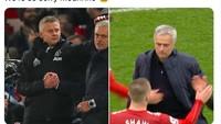 MU Jegal Spurs, Netizen Sindir Mourinho Kalah Terus