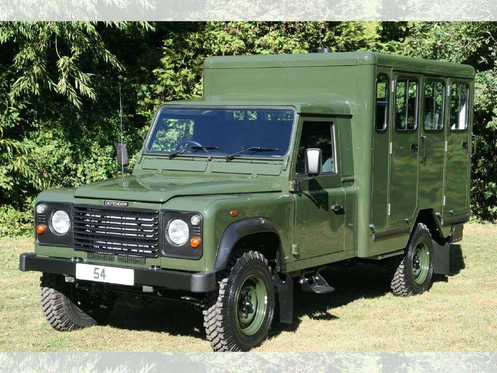 Land Rover Ini Antar Pangeran Philip ke Peristirahatan Terakhir