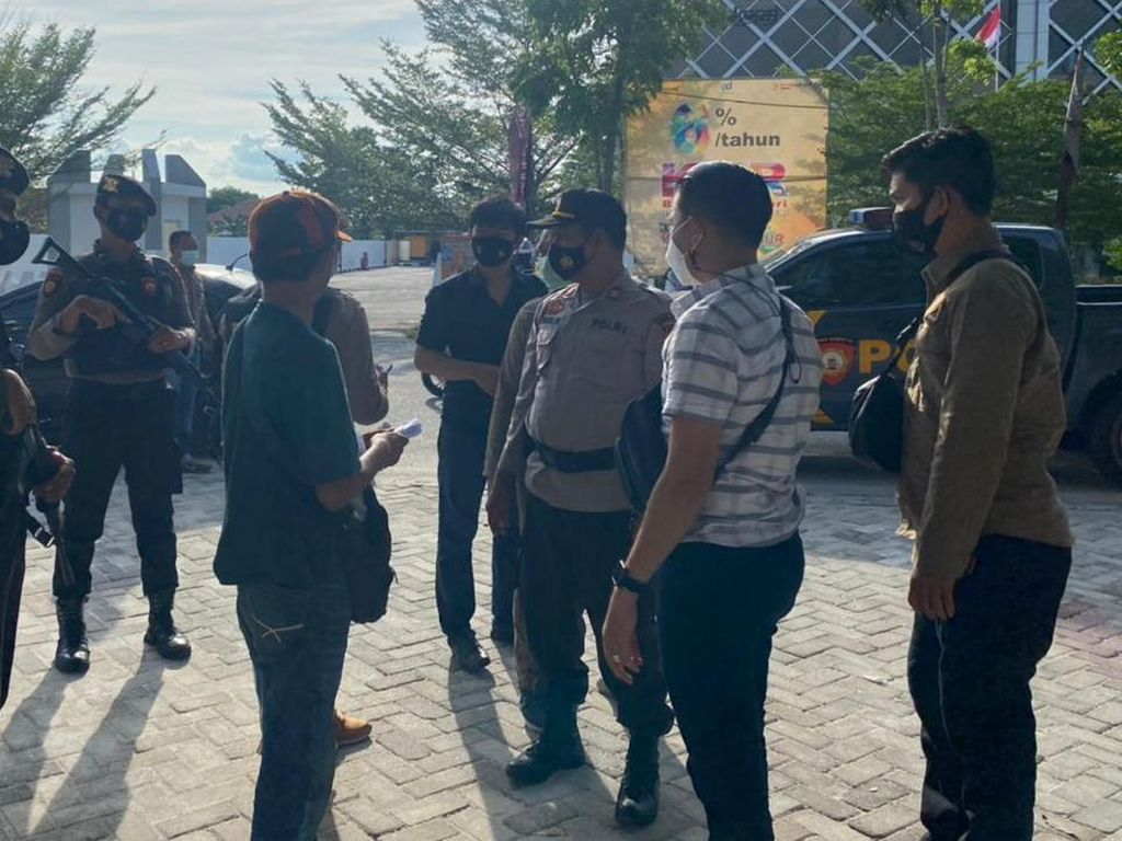 Bikin Resah, 25 Preman di Siak Diamankan Polisi Jelang Ramadhan