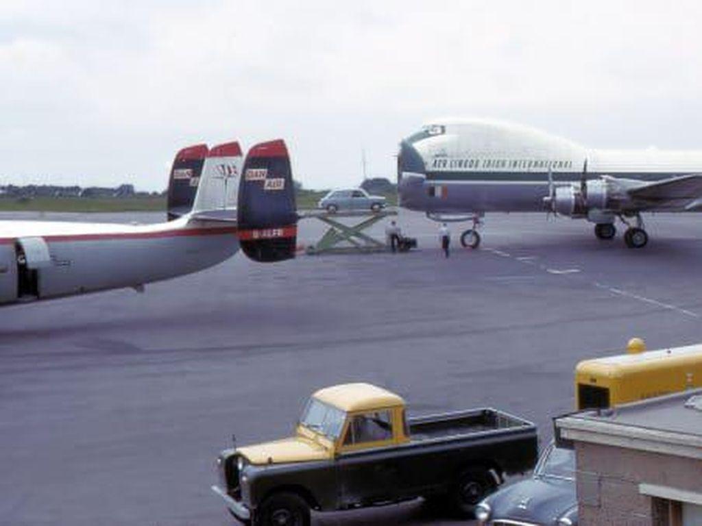 Rupa Kapal Feri Udara, Pesawat Carvair yang Mirip Kecebong