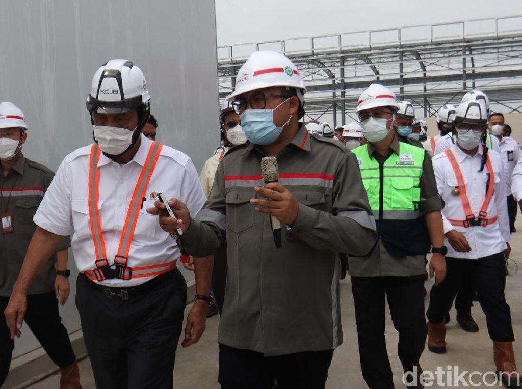 Pelototi Proyek Kereta Cepat Jakarta-Bandung, Luhut: Setiap 3 Bulan Kita Cek!