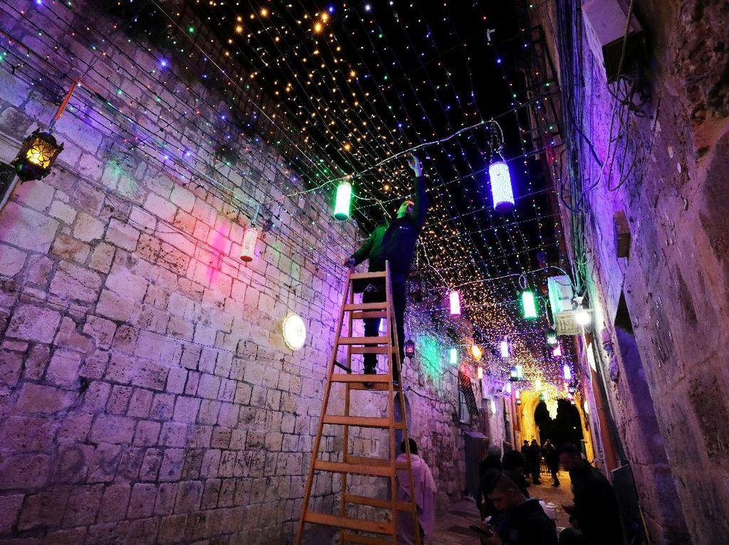 Semarak Ramadhan di Palestina