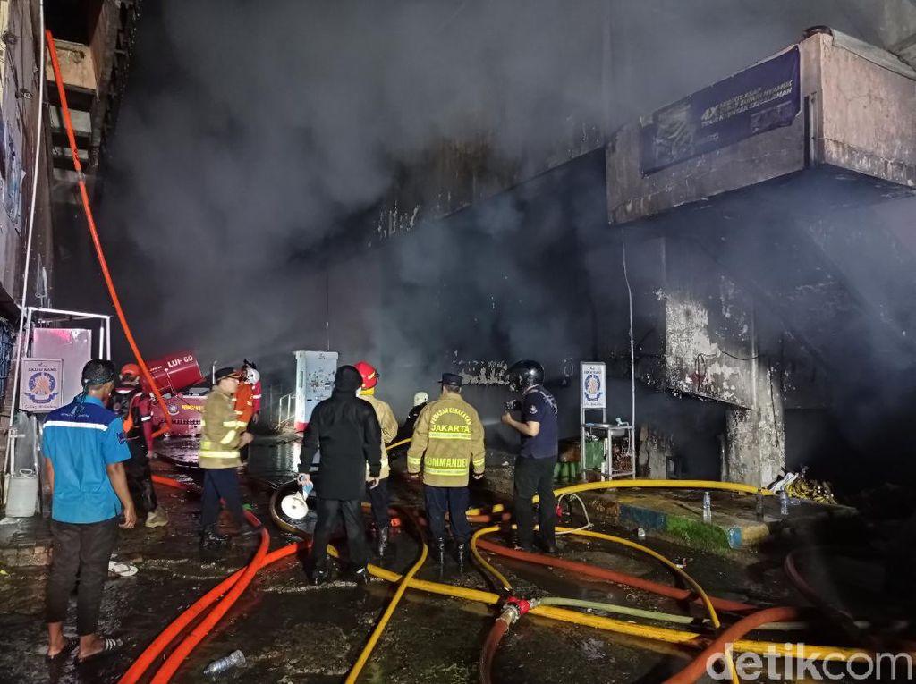 Mengupas Darurat Kebakaran Pasar di Ibu Kota