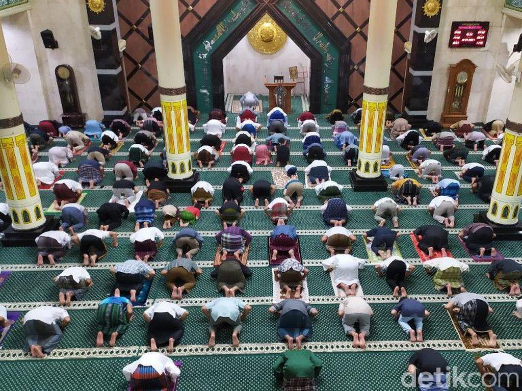 Panduan Ibadah Tarawih dan Tadarus di Bulan Ramadhan