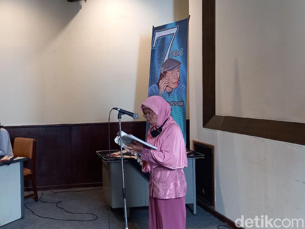 Kenang Umbu, Sastrawan Yogyakarta Deklarasikan Museum di Malioboro