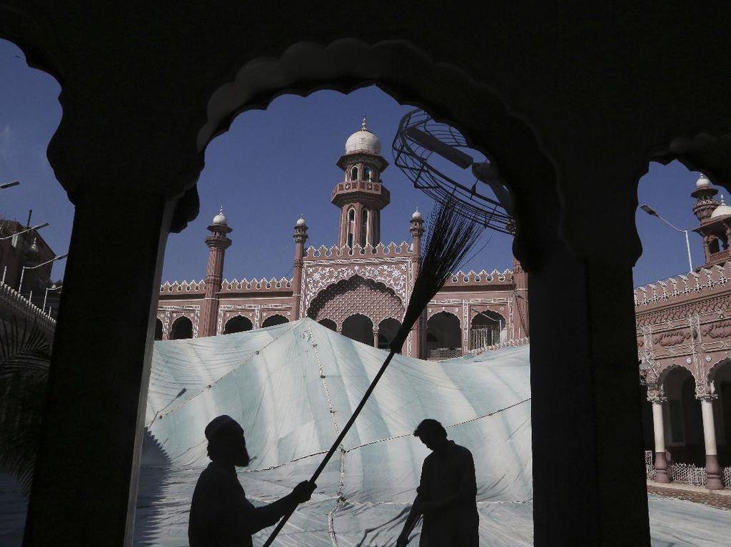 Foto Semarak Menyambut Ramadhan di Berbagai Penjuru Dunia