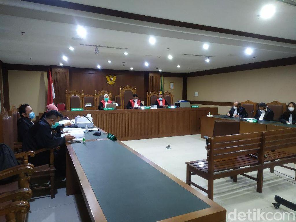 Rizal Djalil Dituntut 6 Tahun Penjara Terkait Kasus Suap Proyek SPAM
