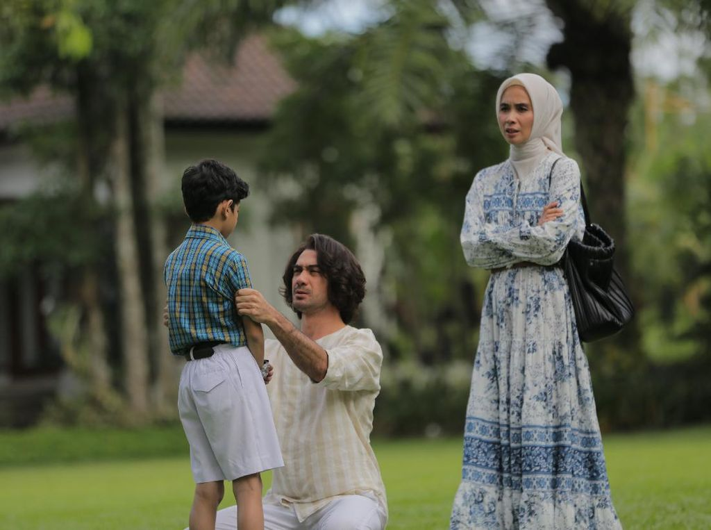 Tantangan Marsha Timothy Gantikan Raline Shah di Surga yang Tak Dirindukan