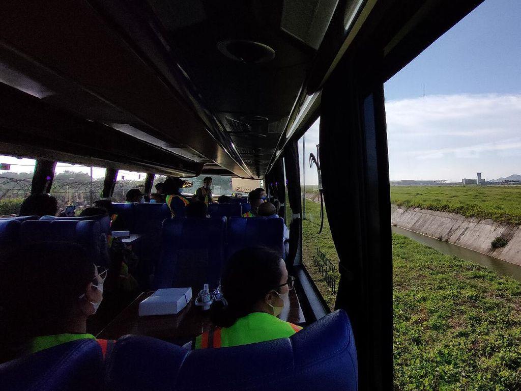 Asyik! Traveler Bisa Tur Keliling Bandara Internasional Yogyakarta
