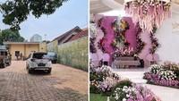 Most Pop: Viral Dekorasi Pernikahan, Nikah di Rumah Jadi Serasa di Gedung