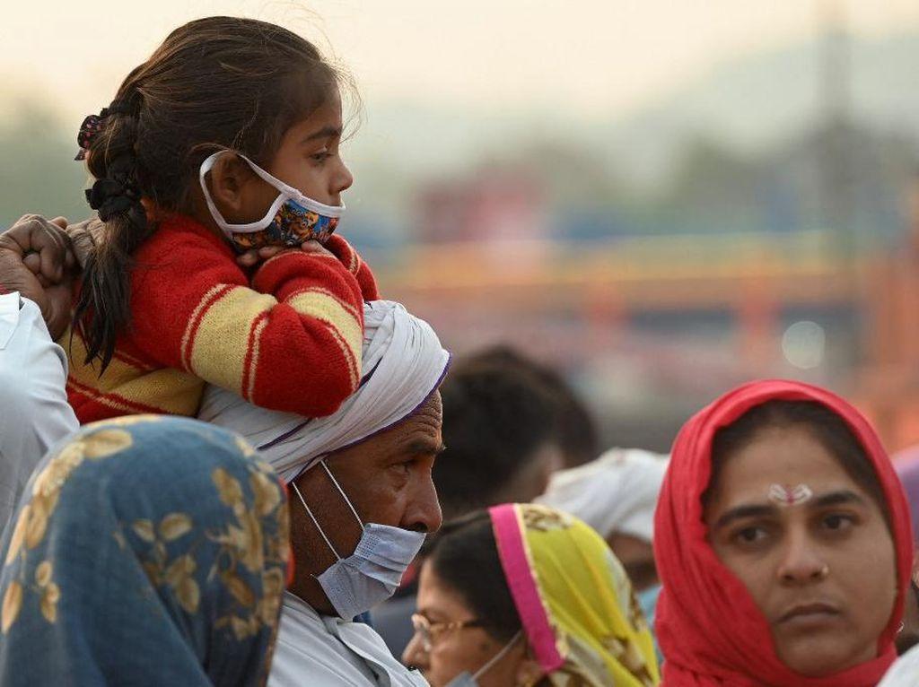 12 Positif Corona, Begini Kronologi Masuknya Ratusan WN India ke RI