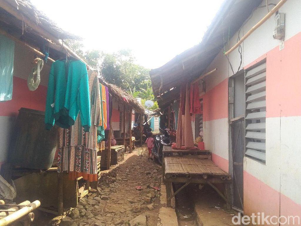 Penantian Warga Korban Tsunami Selat Sunda Dambakan Rumah Layak Huni