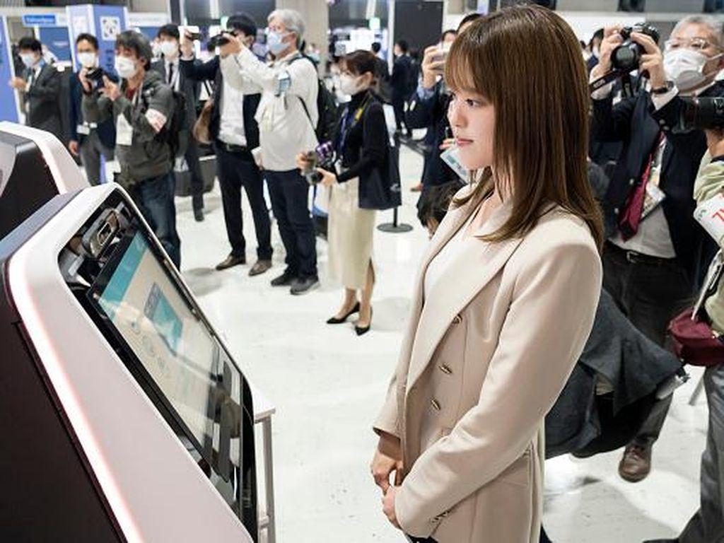 Tak Lagi Tunjukan Paspor, Bandara Narita Gunakan Face Express untuk Penumpang