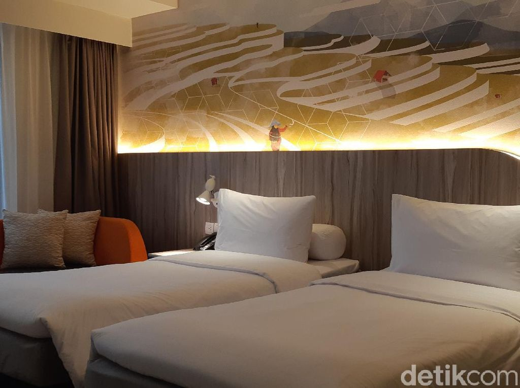 Hotel Instagenik, Ibis Styles Bandung Grand Central Tempatnya
