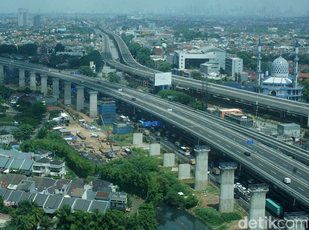 Perhatian! Jalan Layang MBZ Ditutup Selama Larangan Mudik Berlaku