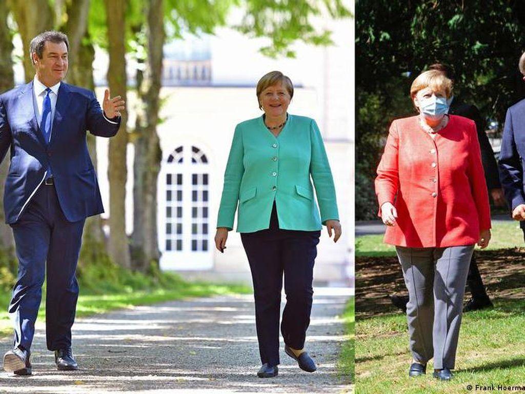 Kaum Konservatif Jerman Cari Penerus Angela Merkel
