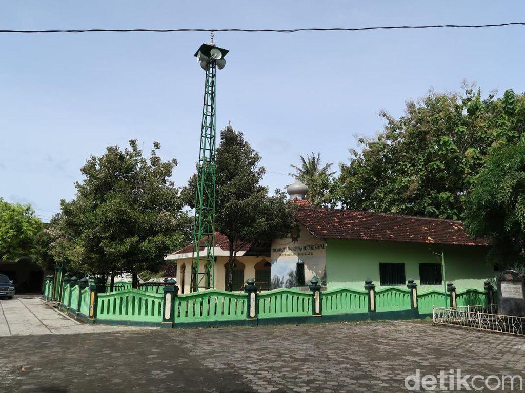Mengunjungi Masjid Al-Huda Gunungkidul, Peninggalan Pendiri Dinasti Mataram
