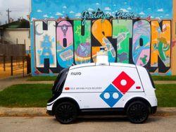 Pizza Dominos Luncurkan Robot Untuk Kirim Makanan