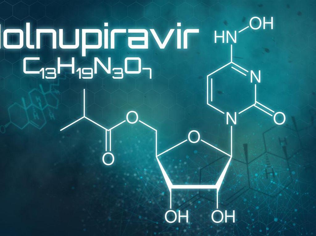 Lagi Viral Obat Baru Molnupiravir, Diklaim Bisa Sembuhkan Corona