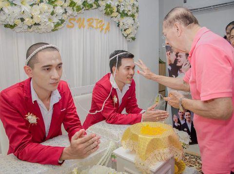 Pasangan Gay Thailand Bas dan Smile