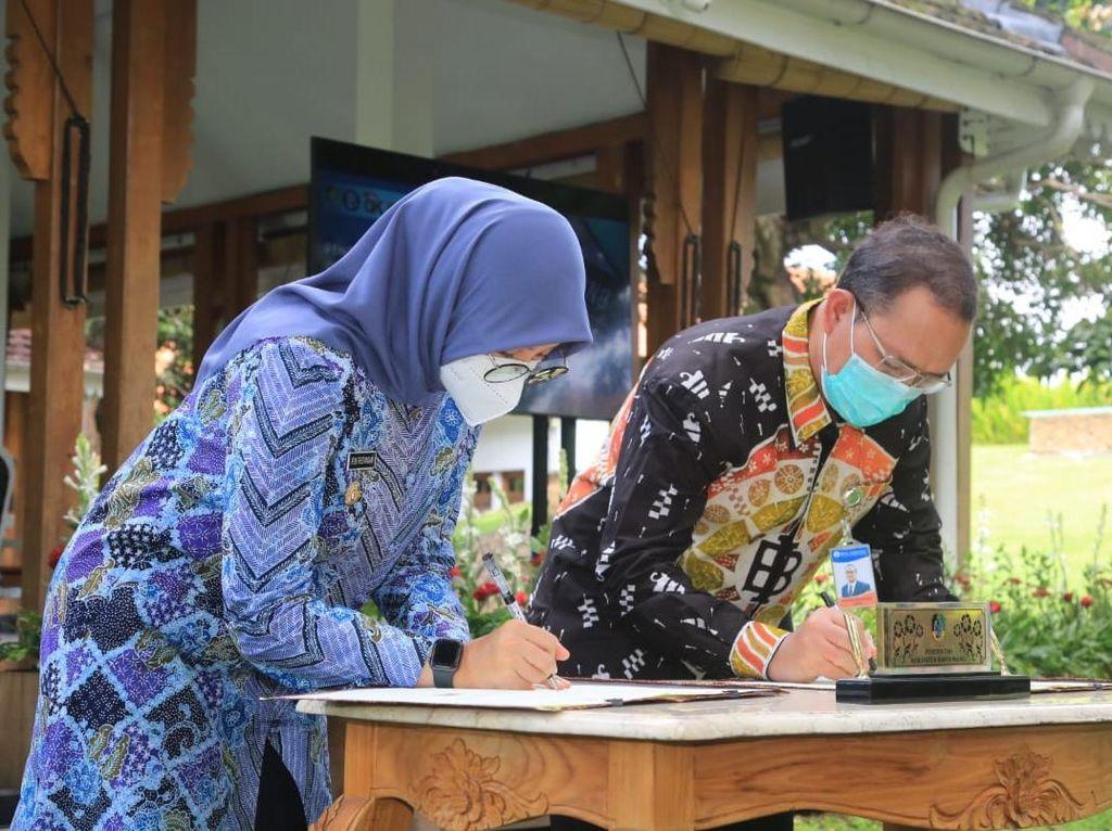 Banyuwangi dan BI Mulai Kolaborasi Usai Kembangkan Beras dan Batik
