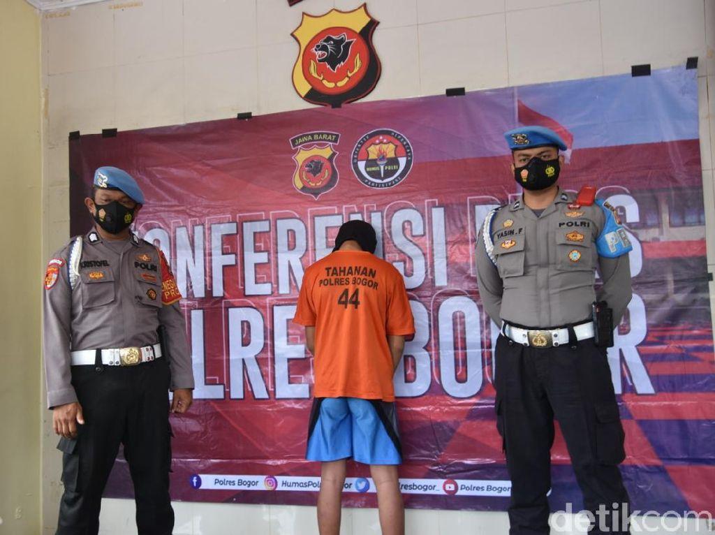 Begal Ponsel Disabilitas dan Perampok RM Gratis Bogor Ditangkap!