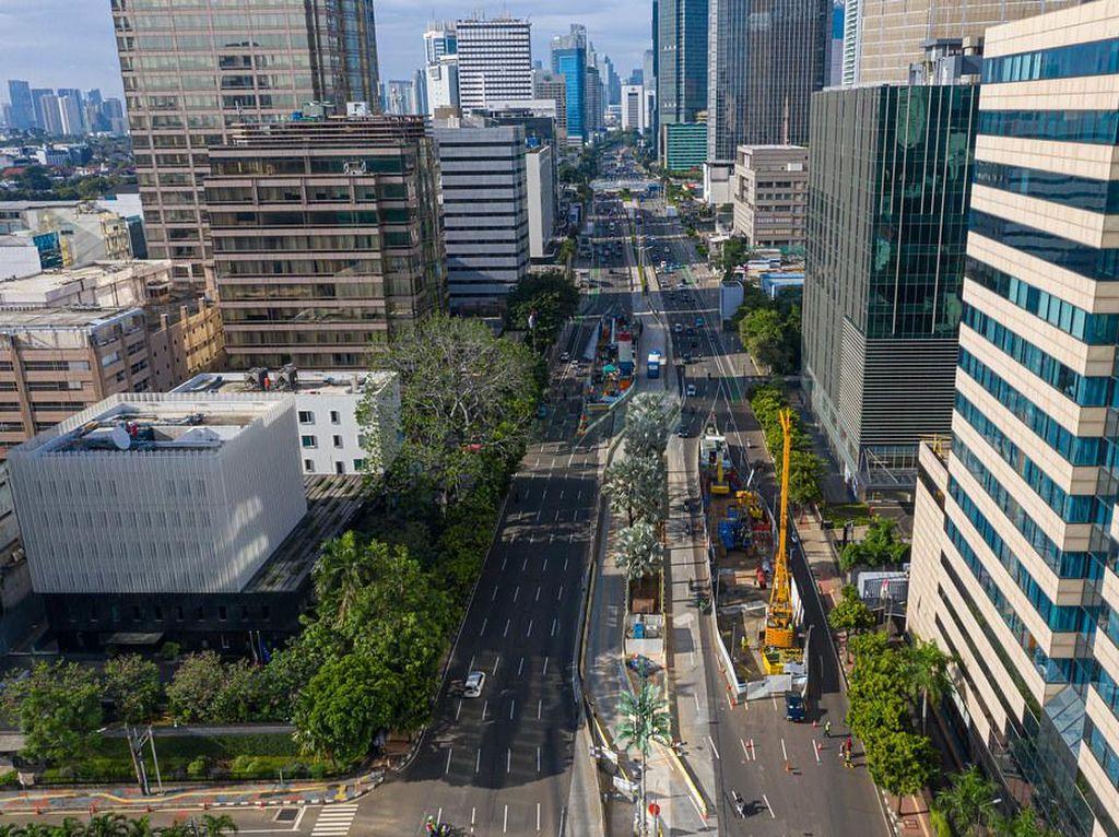 Sumitomo-HK Mulai Ngebor Terowongan MRT Mangga Besar-Kota Tua