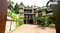 9 Potret Mewah Rumah Tasya Farasya, Ada Museum dan Kamar Nyi Roro Kidul