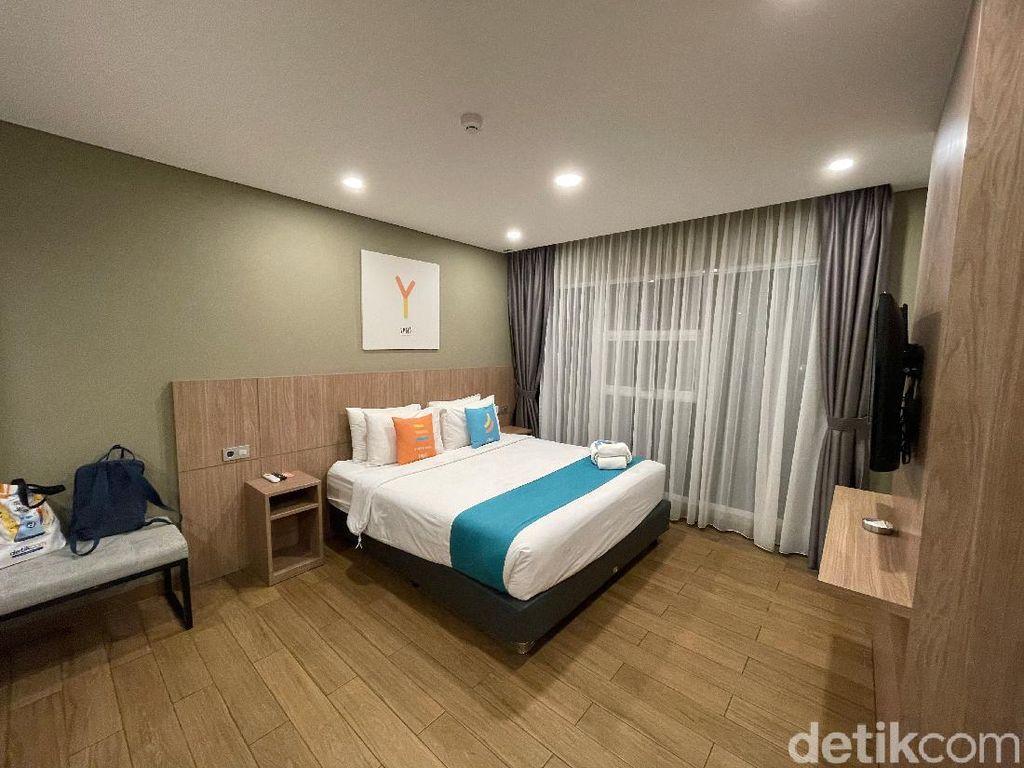 Pengalaman Menginap di Sans Hotel Puri Indah Jakbar: Melampaui Ekspektasi