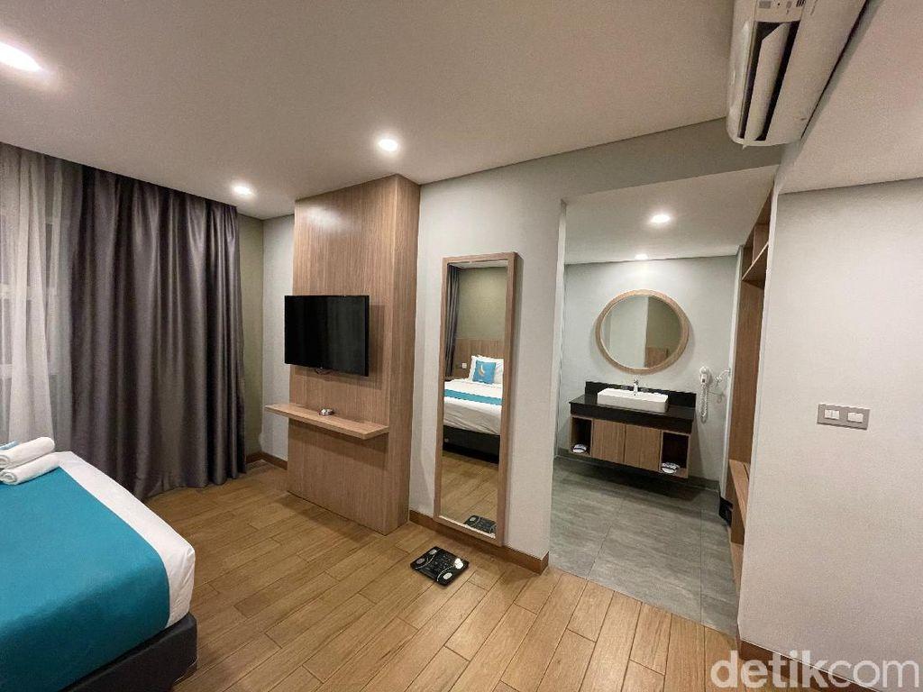 Foto Hotel Baru di Jakbar, Luas Meski Sekelas Budget