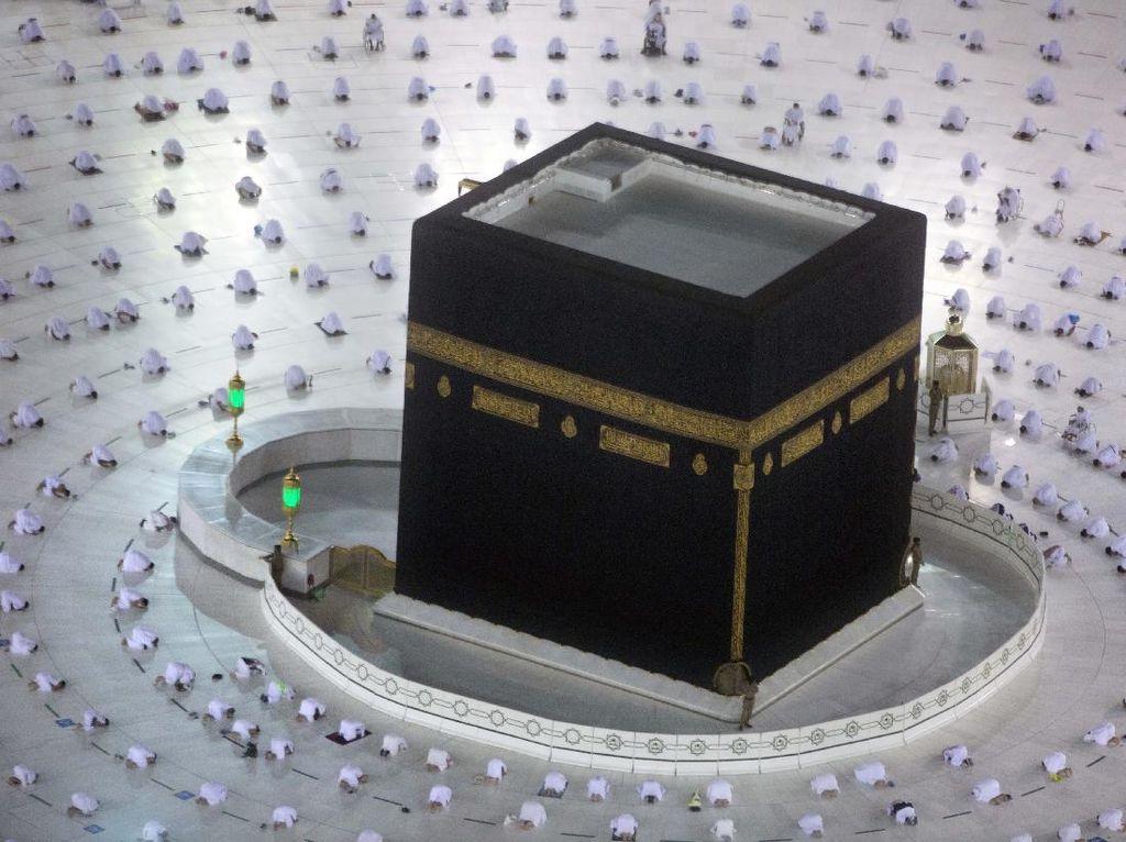 Potret Ibadah Ramadhan di Masjidil Haram