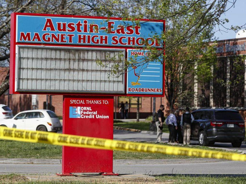 Penembakan di Sekolah AS Tewaskan 1 Orang, Lukai Seorang Polisi