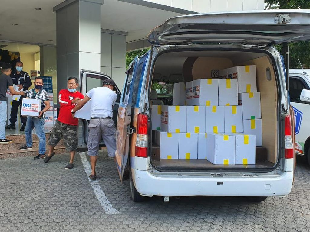 BRI Beri Bantuan Tanggap Bencana buat Warga Terdampak Gempa Malang