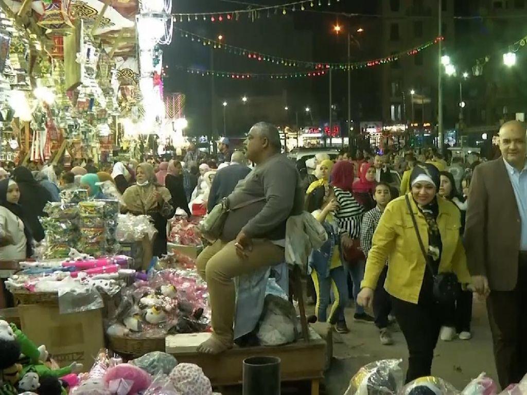 Alhamdulillah! Ramadhan 2021 Lebih Meriah Dirasakan Warga Mesir