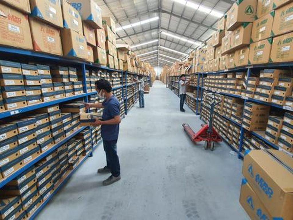 Ikut Program Ekspor, Bisnis Sepatu Asal Klaten Ini Go International