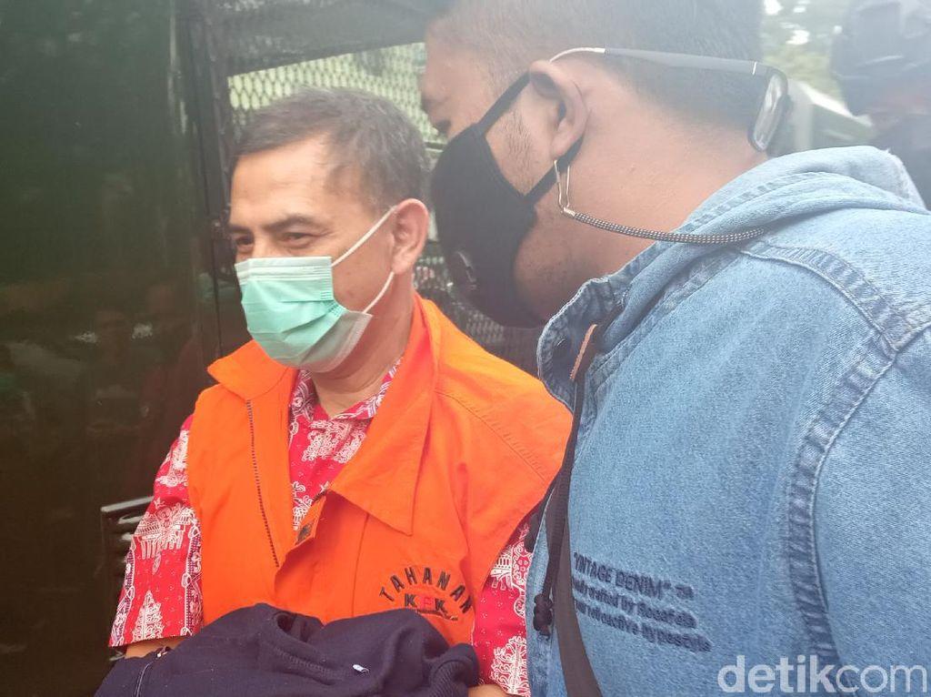 Kasus Suap Rp 1,6 M, Ajay Atur Rekanan Garap Proyek RS di Cimahi